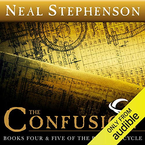 The Confusion audiobook cover art