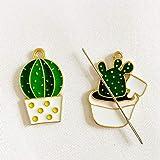 Needle Minder for Cross Stitch Cactus...