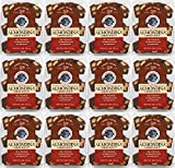 Gourmet Food Gifts! - Almondina Biscuits, Choconut, 4 ounce, 12 pack
