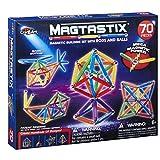 Cra-Z-Art Magtastix Rods & Balls Building Kit (70Piece)