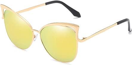 New Fashion Cat Eye Luxury 2019 Sunglasses Twin-Beam Mirror Men Sun Glasses Vintage Female
