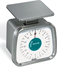 Taylor Precision Products Compact Analog Portion Control Scale (16-Ounce)