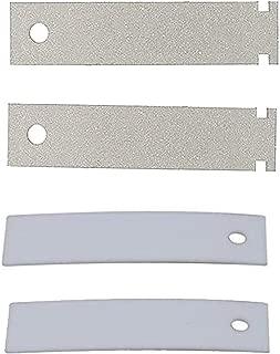 AP3206716 WE1M504 (2) WE1M1067 (2) Dryer Bearing Slides Only