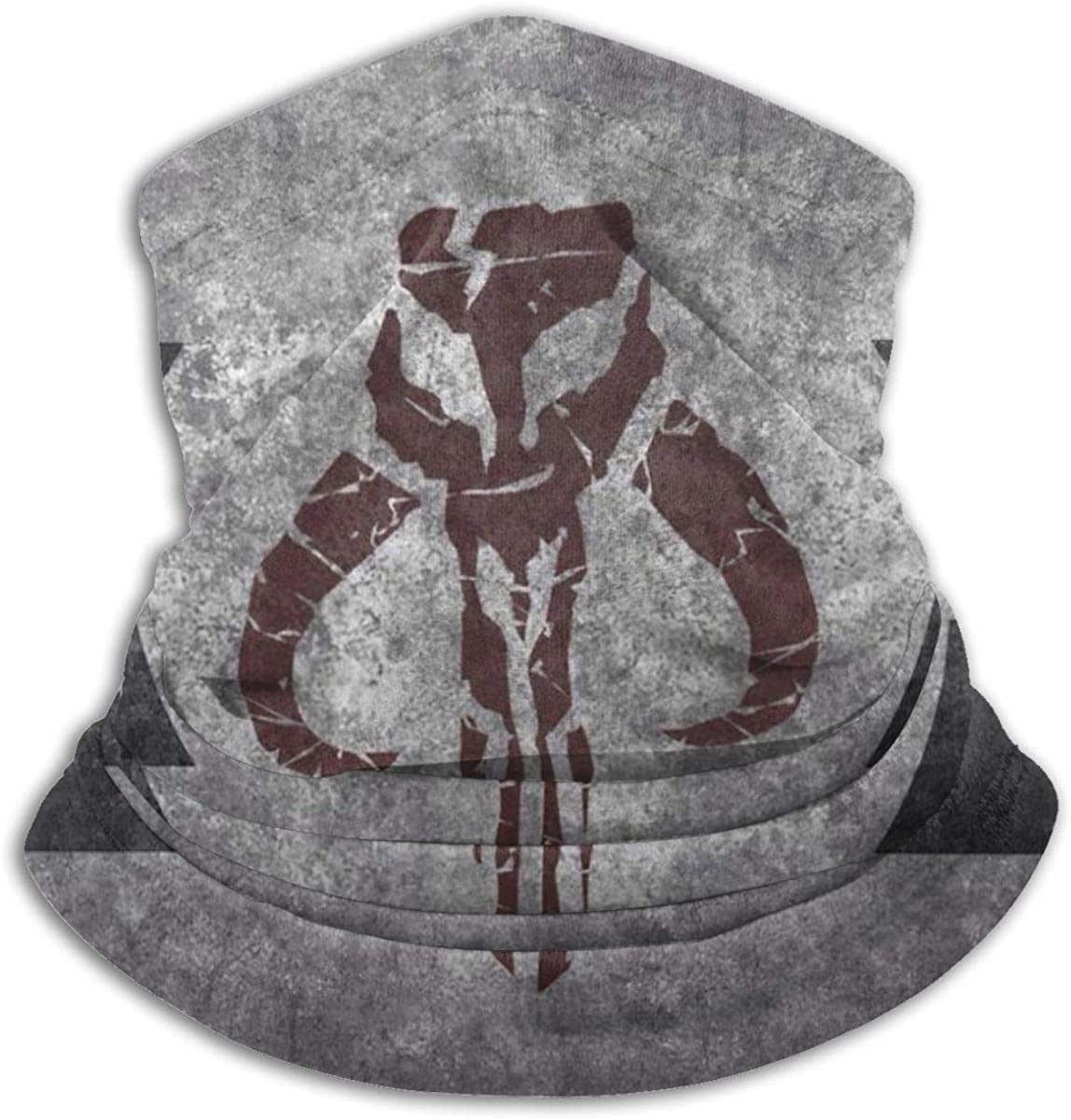 Neck Gaiter Balaclava Windproof Bandana Headwear Face Cover Bandanas for Men Women Sports Or Outdoors