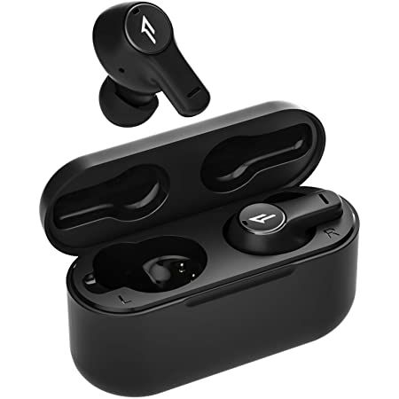 1MORE PistonBuds Bluetooth Headphone 5.0 with 4 Built-in Mics ENC for Clear Call, True Wireless Earbuds,IPX5,24H Support AAC&SBC, HiFi Stereo in-Ear Deep Bass Headset