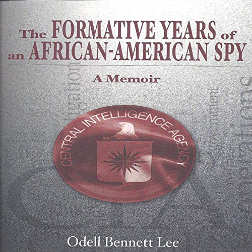 The Formative Years of an African-American Spy cover art