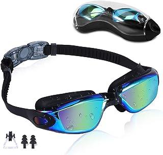 Aegend Swim Goggles Kids