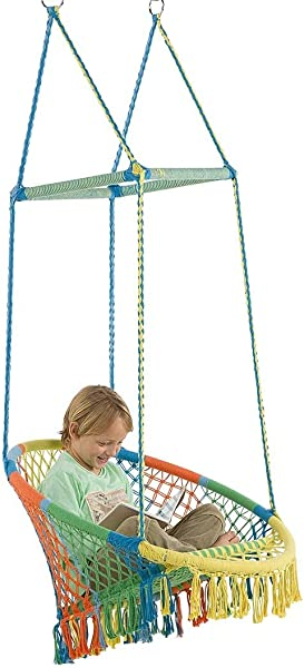 Cozy Colors Hanging Chair