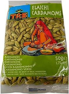 comprar comparacion TRS Green Cardamom Elaichi 50 Gramos Cardamomo Verde Especia India