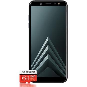 Samsung F de sma600 F zkamz Galaxy A6 15,74 cm (6,2 Pulgadas ...