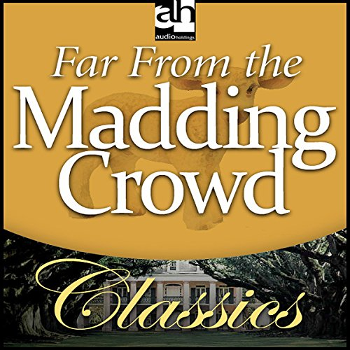 Far from the Madding Crowd cover art