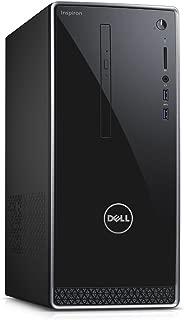 2016 Edition Dell Inspiron 3000 Quad-Core High Performance Premium Desktop PC, Intel Core i5-6400 2.7 GHz Processor, 12GB Memory, 1TB HDD, SuperMulti DVD, WIFI, Bluetooth, HDMI, Windows 10