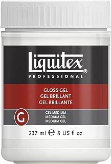 Liquitex Bs5708 Professional Gloss Gel, 8 oz, Multicolor