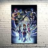 Njuxcnhg Königreich Anime Kunst Bild Bild bunt Hochformat