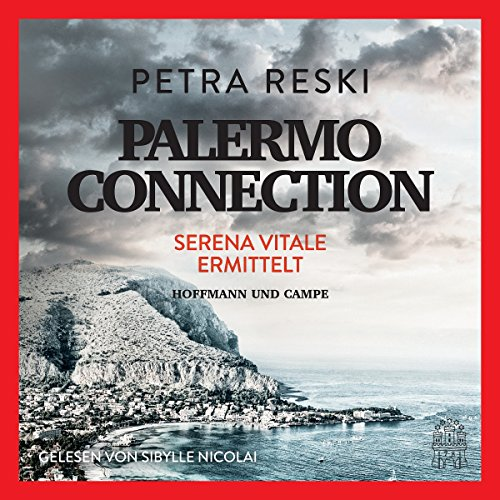 Palermo Connection audiobook cover art