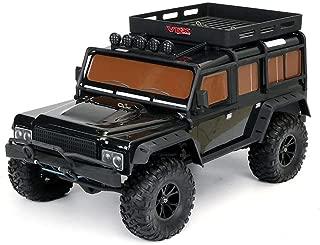 VRX Racing 1/10 BF-4J Jeep Crawler RC Off-Road Rock Truck RTR RH1047