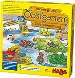 Meine große Obstgarten-Spielesammlung: Original Obstgarten-Spiel und 9 weitere Spielideen in einer Packung