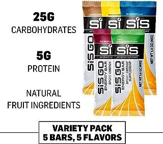 Science in Sport Go Energy Bar, Variety Pack 5, 200 Gram
