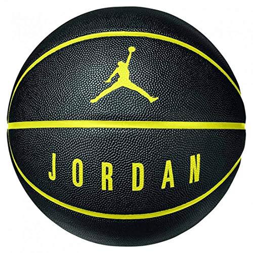 Nike 9018/5 Jordan Ultimate 8P talla única 098 negro/amarillo óptico/amarillo