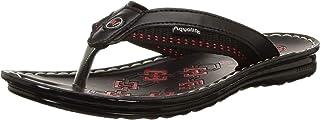 Aqualite Black Slippers - 9 UK (43 EU) (PPG1144PGBKBK09)