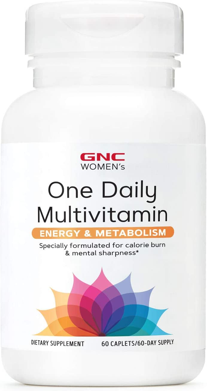 GNC Women's One Daily High quality new Energy and Limited price Metabolism Multivitamin