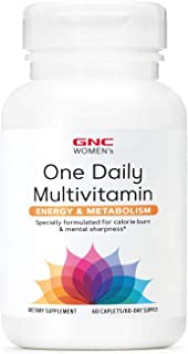 GNC Women's One Daily Multivitamin Energy and Metabolism