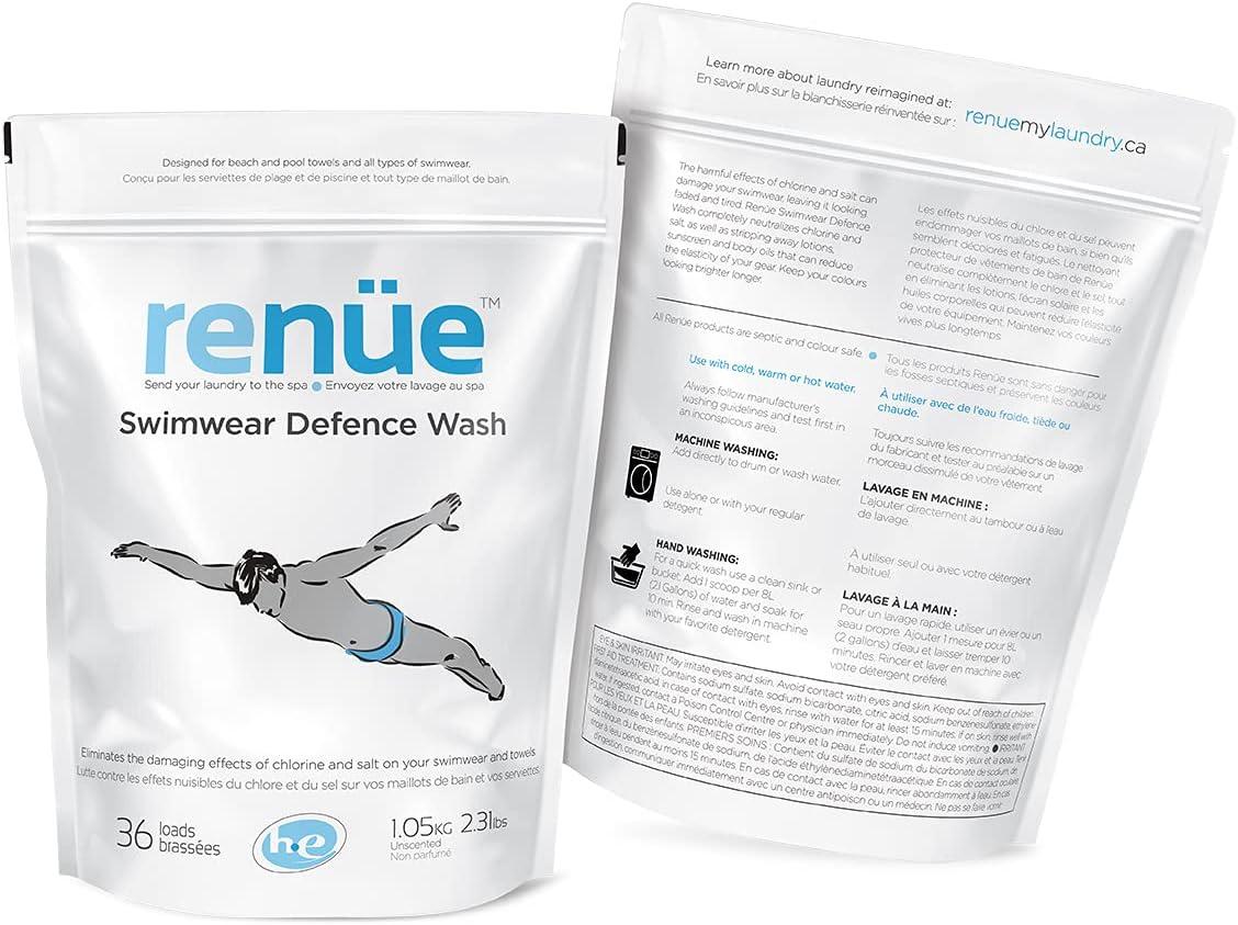 RENUE Swimwear Cheap Defense Wash - Loads Fixed price for sale Chlorine 36 Od Unscented