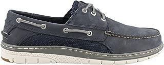 Men's Billfish Ultralite 3-Eye Boat Shoe, Navy, 8 M US