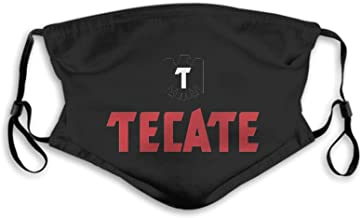 Tecate Logo Men/Womens Covers Dust-Proof Breathable Survival Game Classic Reusable