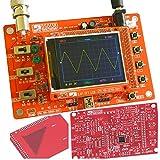 DSO138 Digital Oscilloscope Kit 2.4' TFT Handheld Pocket-size DIY Parts Electronic Learning Set