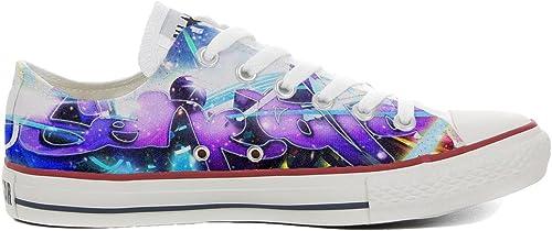 Converse All Star schuhe Personalizados Unisex (Producto Artesano) Slim Pop Style