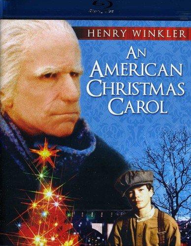 An American Christmas Carol, actor Henry Winkler[Blu-ray]
