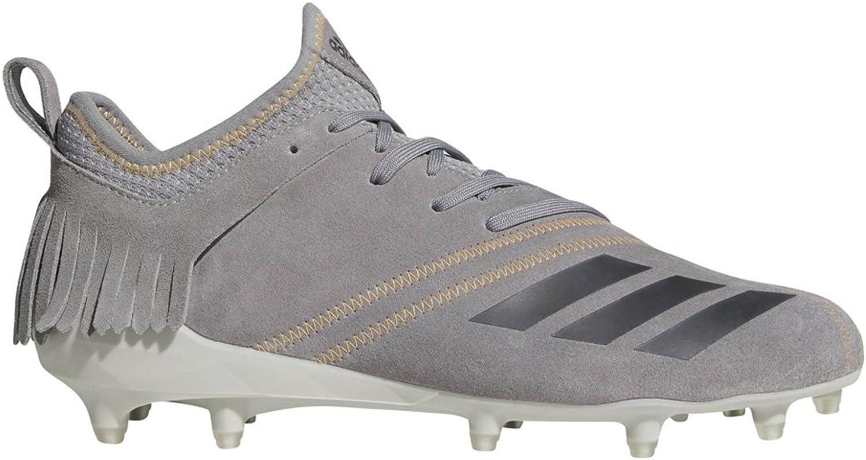 Adidas Men's Adizero 5-Star 7.0 Sundays Best Football Cleats (13, grau grau)