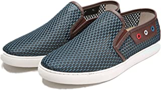 BIFINI Men's Light Weight Breathable Slip-On Walking Shoes Sneakers