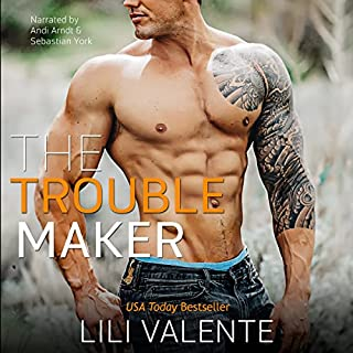 The Troublemaker cover art