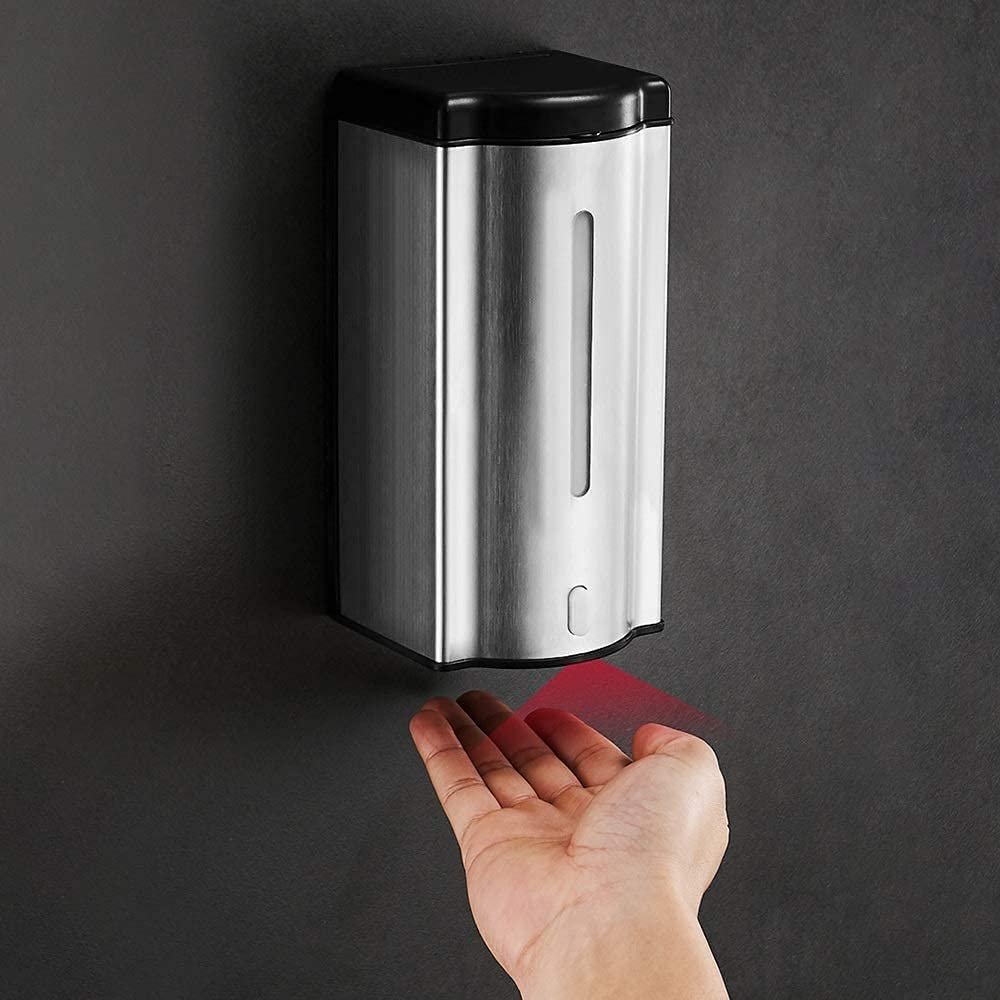 BAOBUM Special price for a limited time Soap Dispenser Automatic OFFicial St
