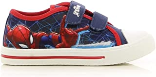 Marvel Spiderman Boys Sneakers, Navy, 30 EU