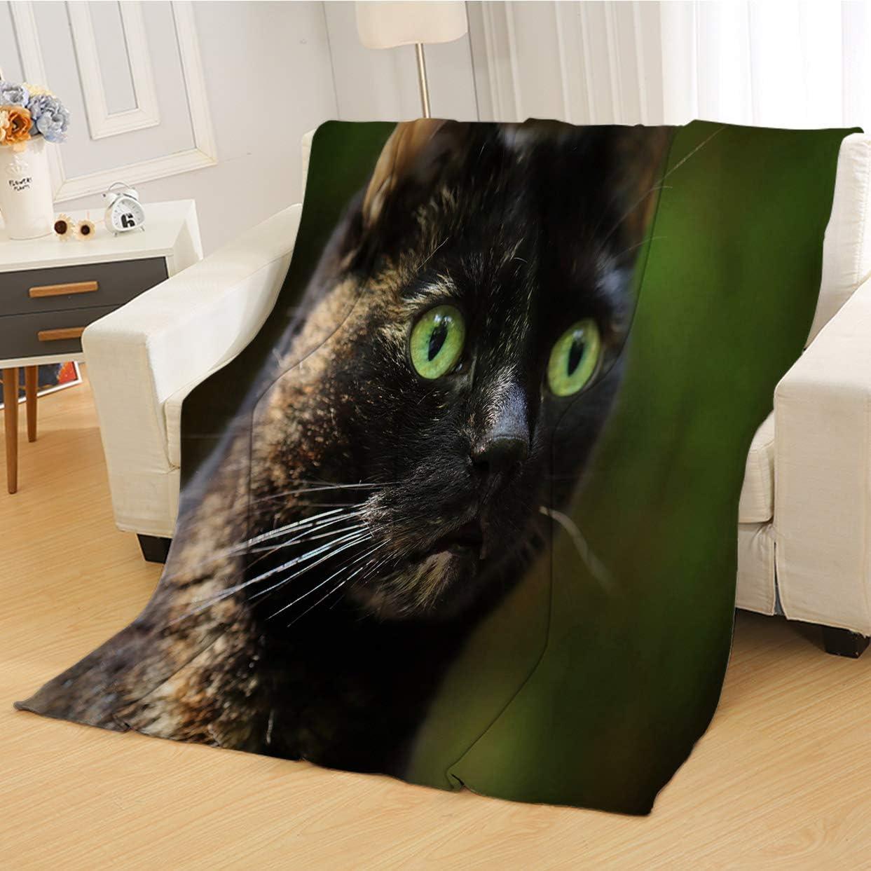 RLDSESS Cat Soft Baby Bed Blanket Season Max 58% OFF Fa All Sale item