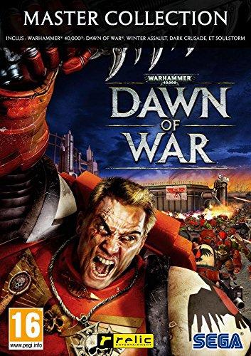 Dawn of War 1 Master Collection : DAW 1 + Winter assault + Dark Crusaders+ Soul Storm