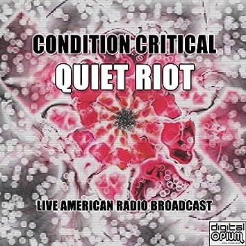 Condition Critical (Live)
