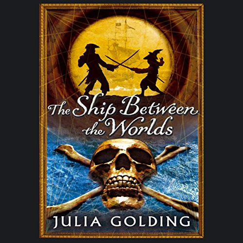 The Ship Between the Worlds cover art