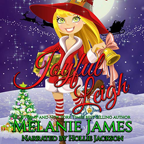 Joyful Leigh Audiobook By Melanie James cover art