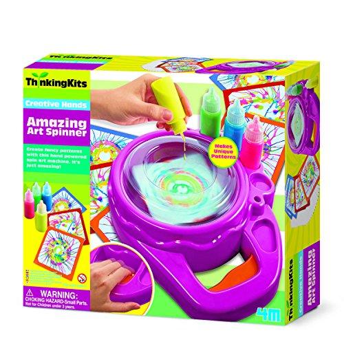 4m 404733Thinking Kits Amazing Art Spinner Spielzeug