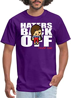 Miranda Sings Merch Haters Back Off Comic Men's T-Shirt