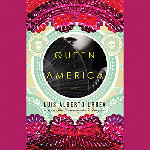 Queen of America audiobook cover art