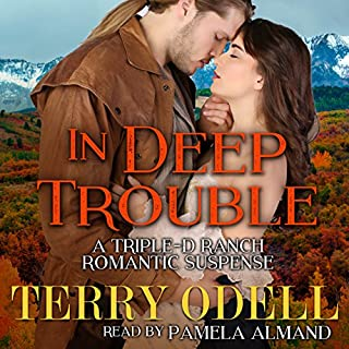 In Deep Trouble audiobook cover art