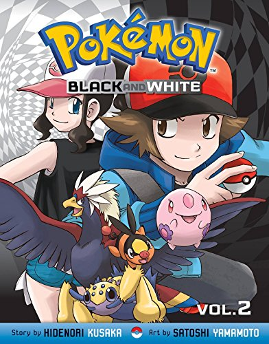 POKEMON BLACK & WHITE GN VOL 02 (C: 1-0-0)