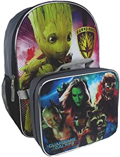 guardians of the galaxy backpack and lunchbox