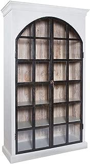 Elk Lighting Display cabinet, Grain de Bois Greige