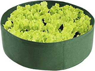 PinnacleT1 Raised Planting Bed,Fabric Veggies Planter Grow Bag Made by Soft Felt for Promote air Root Pruning